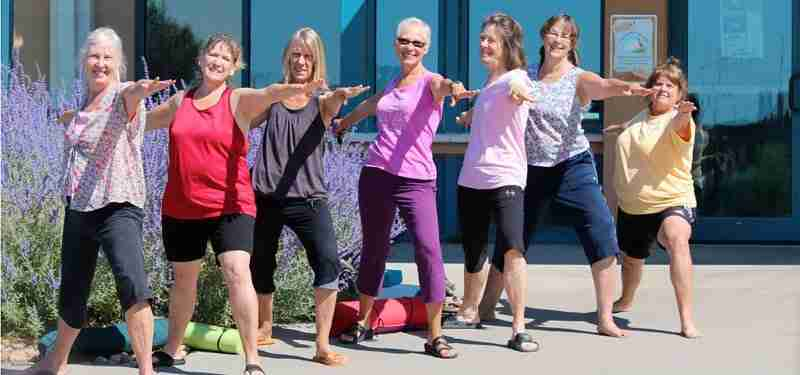 Yoga at Thompson Rivers Recreation District