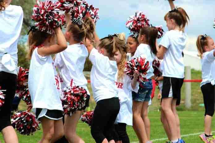 Cheer Program - Thompson Rivers Parks & Recreation District